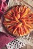 PIZZA AUX FRUITS (la cerise sur le gâteau) Tags: food cooking fruits dessert photography baking strawberry tasty pizza delicious patisserie pastry apricot