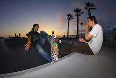 oh hey (JKG II) Tags: life california venice sky sun motion beach beauty kids concrete high amazing cool sand poetry paradise skateboarding action path awesome wheels line carve zen skate thrash decks lostangeles grind stunts seanjohnson jesusesteban