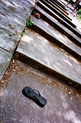 we just drop our steps sometimes (andidrew) Tags: kodak w hsinchu taiwan professional 400 fujifilm portra nthu klasse