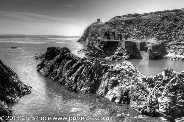 Abereiddy, Pembrokeshire
