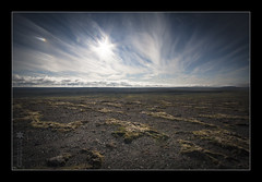 The Vastness of Iceland - part 1 (ice-cold photography) Tags: sky clouds iceland space land emptiness vastness enormous vast