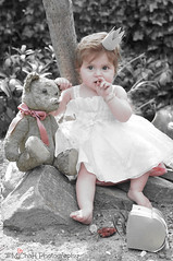 fotoshoot Jenna (MiChaH) Tags: portrait jenna girl garden princess bday tuin portret meisje fotoshoot prinses 2013