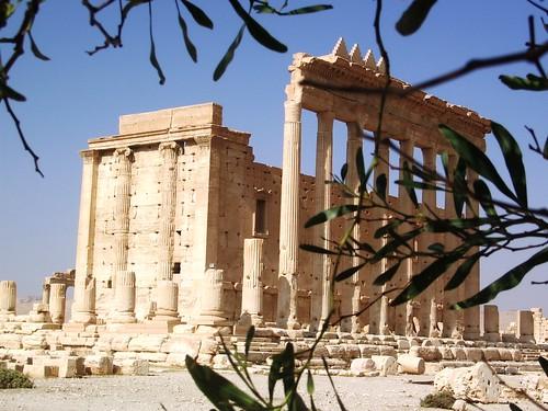 Le temple de Bel