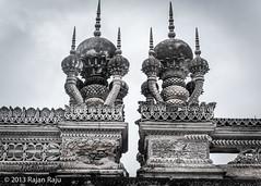 Paigah Tombs, Hyderabad (Rajan Raju) Tags: india hyderabad tombs andhrapradesh paigah paigahtombs
