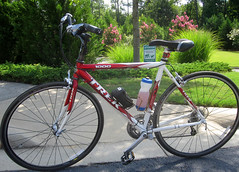 Today's Ride 07/18/13 (Reid2008) Tags: bicycle trek trek1000 peachtreecitygeorgia bicyclefriendly trekptc