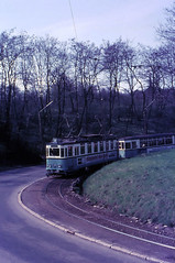 Once upon a time - Germany - The END (Esslingen-Nellingen-Denkendorf) (railasia) Tags: history germany end interurban sixties traminfra motorcartrailer