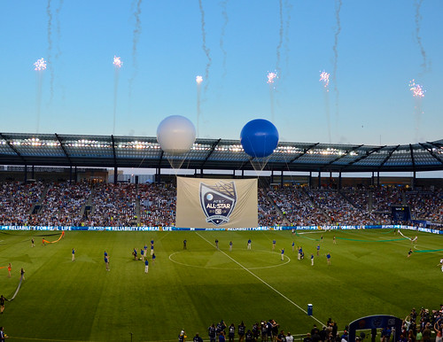 2013 AT&T MLS All-Star Game