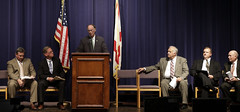 05-16-13 Gov. Robert Bentley announces the U.S. Highway 84 four-lane project would be completed by 2020