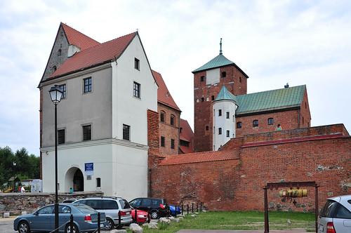 Pomeranian Dukes' Castle in Darłów 3