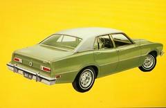1974 Ford Maverick 4 Door Se