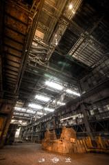 Heavy Metal-3 (Darm) Tags: metal nikon factory sigma heavymetal fisheye heavy 1020 hdr usine sigma1020 darme tamron1750 double6 medar d7000 samyang8mm darm iloveyourhome
