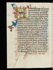 Einsiedeln, Stiftsbibliothek, Codex 285(1106), p. 138 (Virtual Manuscript Library of Switzerland) Tags: schweiz suisse swiss bibliothek biblioteca svizzera bibliothèque medievale manoscritto manuscrit handschrift médiéval mittelalterlich