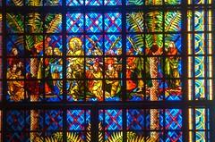 Basilique Notre-Dame de la Paix de Yamoussoukro (jbdodane) Tags: africa church bicycle cycling basilica velo ctedivoire cotedivoire basilique ivorycoast cyclotourisme day298 cycletouring yamoussoukro notredamedelapaix freewheelycom