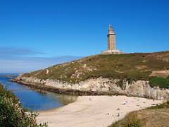 Torre de Hércules (rgrant_97) Tags: españa lighthouse faro spain coruña torre roman galicia galiza farol acoruña torredehercules