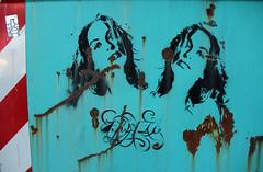 graffiti (wojofoto) Tags: graffiti amsterdam streetart wojofoto stencil stencilart wolfgangjosten nederland netherland holland