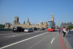 Westminster Traffic (A-Lister Photography) Tags: morning light summer sun sunlight motion london cars tourism westminster horizontal sunrise river walking landscape early moving driving bright walk politics transport earlymorning housesofparliament sunny parliament bigben bluesky icon tourists clocktower pedestrians vehicle government positive sunlit publictransport iconic westminsterbridge blackcab londonbus palaceofwestminster londontransport londontaxi redbus londonicon elizabethtower iconiclondon adamlister elizabethclocktower nikond5100 alisterphotography