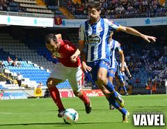 Deportivo - Murcia Liga adelante 2013-14 (VAVEL Espaa (www.vavel.com)) Tags: murcia deportivo depor arizmendi vavel realmurcia ligaespaola ligaadelante dpor vavelcom nandomartinez deportivo1314 depor1314