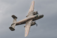 B25 Mitchell (Pete Fletcher Photography) Tags: