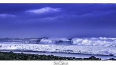 houle australe de 2011 (Gal Genna Photographie) Tags: mer island indien houle le sauvage larunion ocan australe
