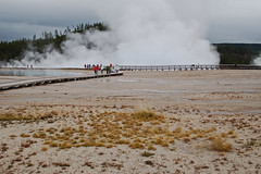 Grand Prismatic Spring, Midway Geyser Basin, Yellowstone (David A's Photos) Tags: park hot spring grand basin september national springs yellowstone geyser midway thermal prismatic 2013
