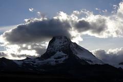 Matterhorn - Mont Cervin - Monte Cervino ( VS - I - 4`478m => Berg - Mountain ) in den Alpen - Alps bei Zermatt im Kanton Wallis - Valais in der Schweiz (chrchr_75) Tags: oktober mountain alps berg schweiz switzerland suisse swiss zermatt matterhorn monte alpen christoph svizzera mont wallis valais 1310 cervin suissa cervino chrigu 2013 chrchr kantonwallis hurni chrchr75 chriguhurni kantonvalais chriguhurnibluemailch hurni131002