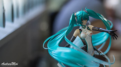 Racing Miku 2011 ver. ( 2011 ver.) (AndrewMai) Tags: max anime scale girl smile japan factory little good manga racing company topless figure loli otaku 18 ver hentai hatsune miku doujinshi 2011 vocaloid fakku