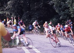 1982 World Cycling Champ039 (Tim Callaghan) Tags: cycling jones 1982 bikes flags kelly 35mmslides roads crowds goodwood lemond saroni worldroadracechampionships