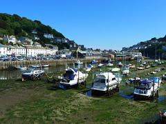 East Looe, Cornwall (Richard and Gill) Tags: river boats cornwall quay looe kernow