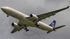 Saudia Arabian A330 HZ-AQB (Aiel) Tags: bangalore airbus a330 a330300 saudiarabian hzaqb
