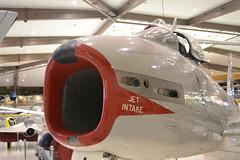 FJ-4_Nose_ThreeQuarters2 (AJ's Airplanes) Tags: inlet fury nationalnavalaviationmuseum fj4