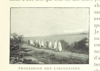 Image taken from page 73 of 'Sur le Niger et au pays des Touaregs. La mission Hourst ... Ouvrage illustré ... et accompagné d'une carte'