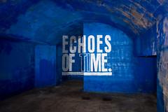 Echoes of time (Damien [Phototrend.fr]) Tags: blue france echoes sony bangor ile bretagne bunker belle belleileenmer donnant rx100