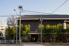 Nezu Museum (1) (evan.chakroff) Tags: japan retail museum shopping tokyo 2009 minato omotesando kuma kengo kengokuma nezu nezumuseum evanchakroff chakroff ksa2013 ksajapan ksajapan2013