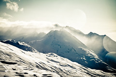 MOUNTAINS- (annefloremarxer) Tags: mountain snow alaska montagne landscape neige