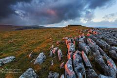 Red Edges (martinl3) Tags: sunset nationalpark buxton peakdistrict limestone whitepeak