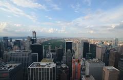 Top of the rock (Ka!zen) Tags: nyc newyorkcity usa skyscrapers centralpark rockefellercenter topoftherock