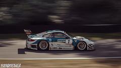 Porsche GT at Brands Hatch (BlendedLines) Tags: car canon automotive racing porsche hatch gt brands motorsport touringcar 1000d blendedlines