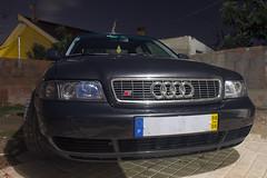 Audi S4 front grill (Mauro Prates) Tags: portugal b5 a4 audi s4