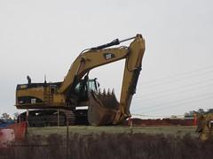 CAT 374DL (RyanP77) Tags: cat truck john construction dump equipment caterpillar end dozer backhoe bulldozer deere excavator