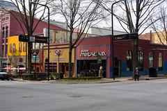 Le centre ville de Greenville (PhotoSophil) Tags: greenville lightroom tatsunis carolinedusud pentaxk3