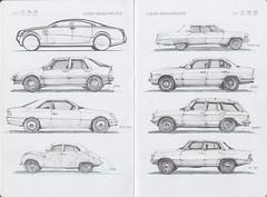 Recent as well  on saab sedan silver