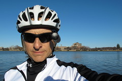 Hains Point Selfie (Mr.TinDC) Tags: me helmet biking mrt selfie hainspoint ftmcnair fortmcnair armywarcollege mrtindc