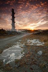 Sisiman (bunadski) Tags: sunset lighthouse safari photowalk sunburst rv bataan sunstar mariveles sisiman redefiningvision