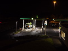 Fuel (routemaster2345) Tags: man 24 bp 440 services harthill fuels 24440 da11 wjn da11wjn