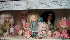 Dolly Shelf Sunday.....