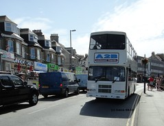 S231YOO - Cliff Road, Newquay, August 2011. (Iveco 59-12) Tags: rtype a2b volvoolympian alexanderbelfast a2bnewquaytravel s231yoo rv432 98d20432
