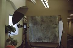 On Location Set-up (DavidLiang3.0) Tags: portrait film corporate gold shot minolta kodak head sony voigtlander 14 location 200 setup behind 40mm scenes nokton strobe 80200 on the r3m a99