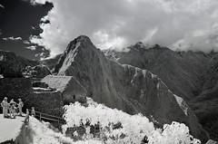 Machu Picchu in IR