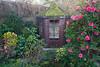 Summerhouse in mid spring (Four Seasons Garden) Tags: uk england flower garden four spring seasons camellia walsall fourseasonsgarden