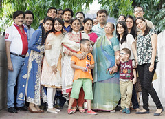 Together we make  Family. (34/365) (Harshika Tantia) Tags: life family portrait people love canon children mom photography photo photos sister cousins uncle roots daily aunt together 365 generations everyday granny familyphoto gettogether somuchfun project365 canon60d